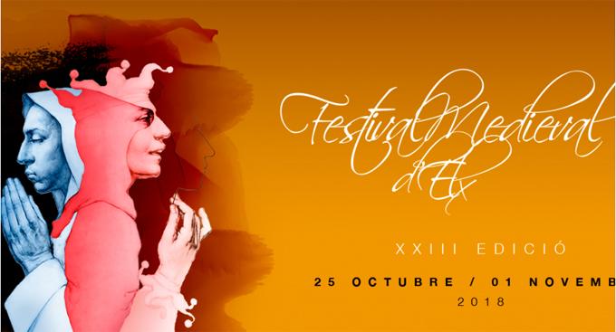 Festival Medieval de Elche, del 25 de octubre al 1 de noviembre