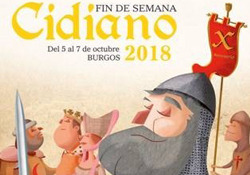 Cartel del Fin de Semana Cidiano 2018