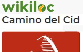 Todas las rutas del Camino del Cid ya están en Wikiloc