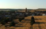 Atardece en Torrecilla del Rebollar, Teruel / ALC.