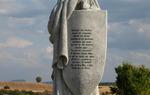 Estatua del Cid en Mecerreyes, Burgos / ALC.