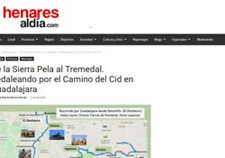 El periódico Henares al Día publica una crónica de José María Alonso, uno de los integrantes de Los Medicid