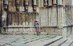 Pórtico de la Catedral de Morella / Gontzal Largo