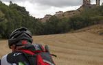 Descubriendo rincones insólitos en bicicleta, castillo de Pelegrina, en la provincia de Guadalajara / ALC.