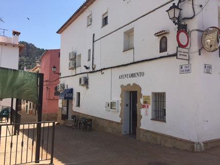 "Bar Municipal ""Rumar"" de Arañuel, Castellón"