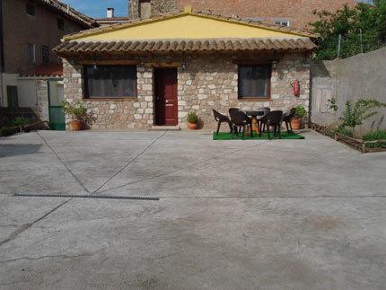 Casa-Rural-Los-Alandros-Puebla-de-Valverde-Teruel