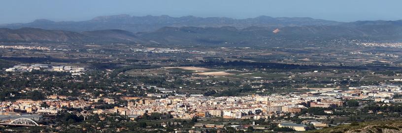 Ontinyent, Valencia.