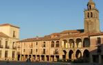 Plaza de Medinaceli, Soria / ALC.