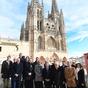 Asistentes al Consejo Rector de Burgos