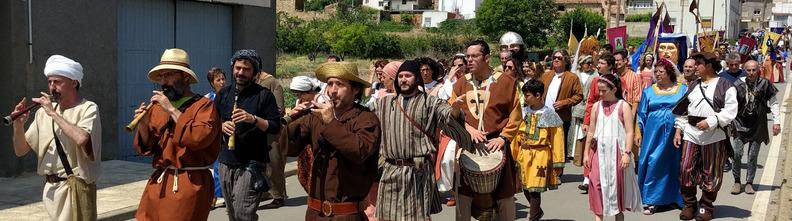 La Asociación Cultural Mío Cid de El Poyo del Cid (Teruel) fue el primer colectivo ganador del Premio Álvar Fáñez