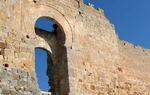 El castillo califal de Gormaz, en Soria, sin duda una muestra única de arquitectura militar árabe en Europa / ALC.