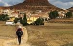 Las rutas senderistas del Camino del Cid atraviesan, hasta llegar a la Comunidad Valenciana, territorios con muy poco densidad demográfica, donde la sensación de alejamiento personal y de encuentro con la Naturaleza es muy intenso / Luis Muñoz Almagro.