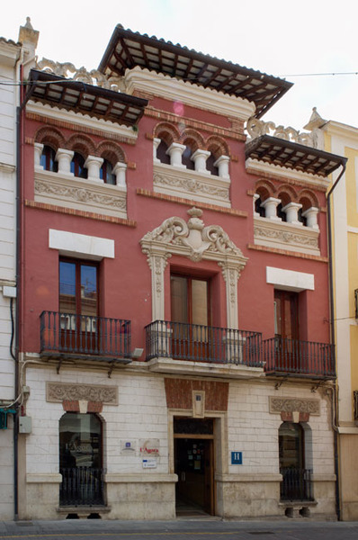 Hotel L´Ágora Bocairent Valencia