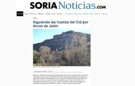 sorianoticias.com recorre el Camino del Cid a su paso por la provincia de Soria