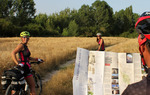 Lleva contigo los folletos del Camino del Cid. Son gratuitos y los consigues en las Oficinas de Turismo de la ruta / ALC.